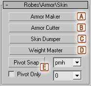 Tools robes armor skin.png